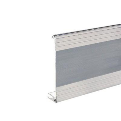 Угловой профиль из алюминия для панелей 7 мм 6120