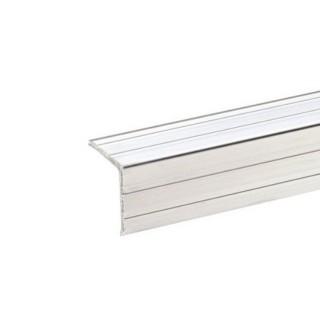 Угловой алюминиевый профиль 20 x 20 мм 6209