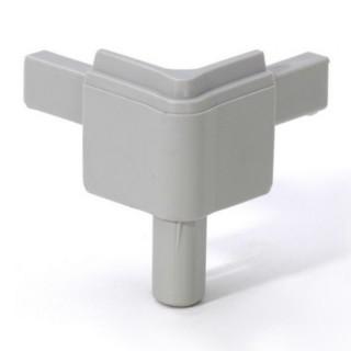 Уголок для крышки местонахождение светло-серый, папа q4502mag